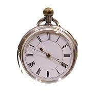 1894 Keyless Chronograph Pocket Watch 19 Jewels