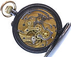 Complicated Pocket Watch