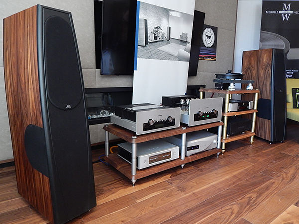 Luna Cables and Ryan Speakers