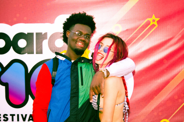 Bella Thorne and Ugly God
