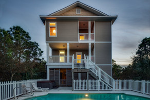Welcome to Sand Dollar on St. George Island