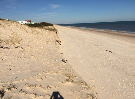 The recovery is on at St. George Island