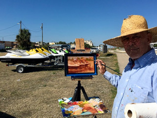 Artists Descend on St. George Island in April