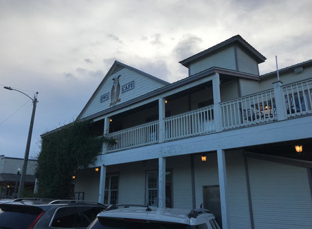 The Owl Cafe - Fine Dining in Apalachicola