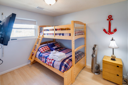 Bunk Bed Room #1