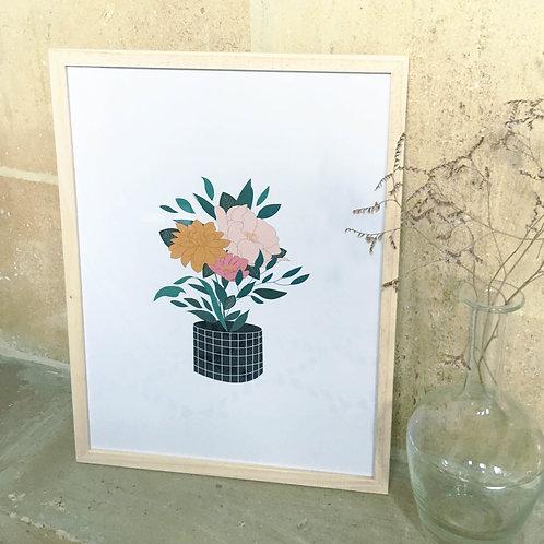 Illustration Bouquet