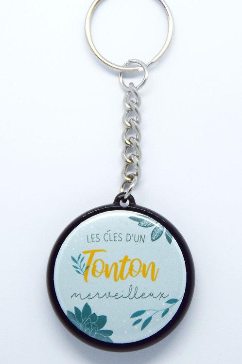 Porte clé Tonton merveilleux
