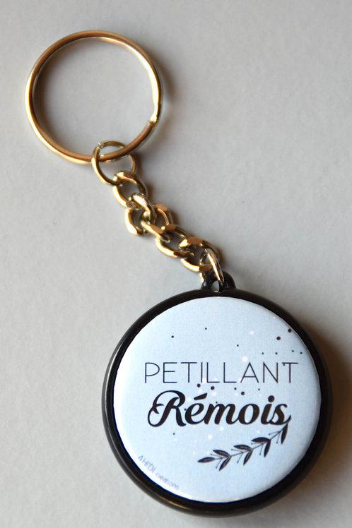 Porte clés Petillant Rémois