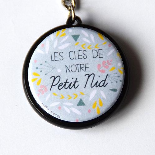 Porte Clés Petit Nid
