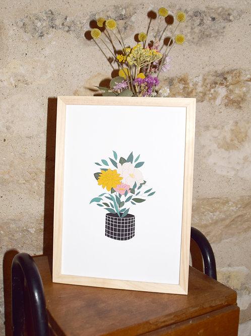 Illustration «Bouquet»