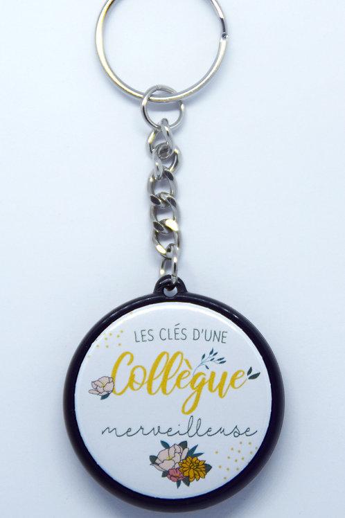 Porte clé Collègue merveilleuse