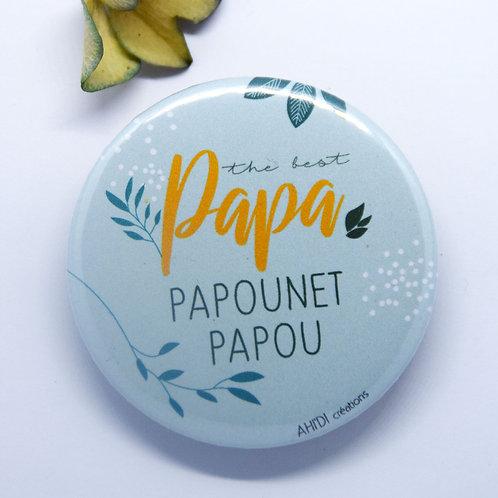 Décapsuleur aimanté Papa (58mm)