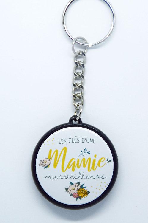 Porte clé Mamie merveilleuse