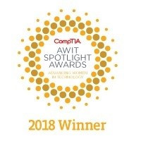 Meet the Dynamic Women who won CompiTIA's AWIT Spotlight Awards