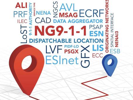 9-1-1 Tech Advisors NG9-1-1 FAQs - Update