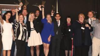FOX Leader receives CATA Alliance 2018 Public Sector Leadership Innovation Award as Founding CEO of