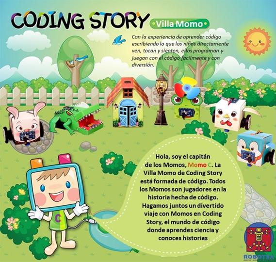 Sistema Coding Story