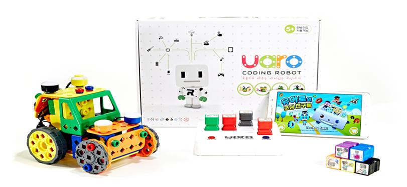 Kit Robotica UARO