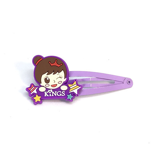 KING'S Cartoon Hair Clip