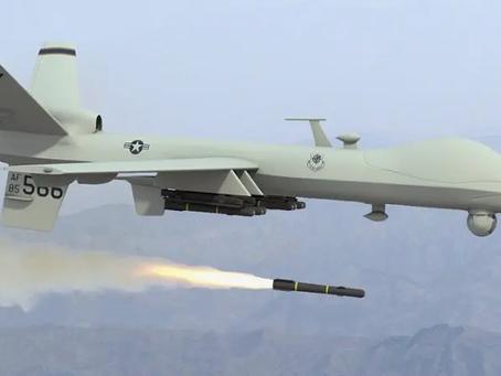 Il Pentagono pronto all'uso di sciami di droni e robot da guerra guidati da AI