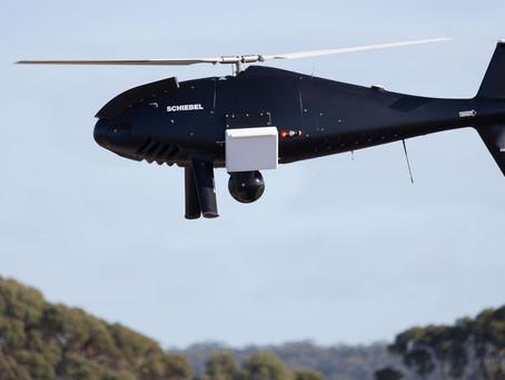 DRONI DI PATTUGLIAMENTO AL CONFINE ITALO SLOVENO