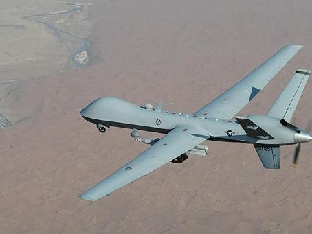 Testato in Siria metodo unico per guidare i droni d'attacco