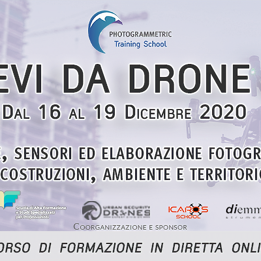 RILIEVI DA DRONE 4.0