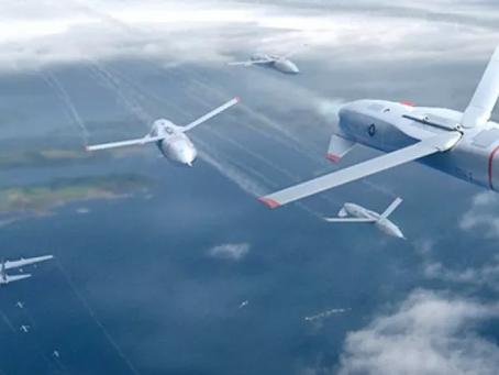 Sciami di droni, la nuova arma di distruzione di massa