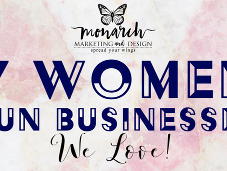 7 Women Run Local Businesses We Love