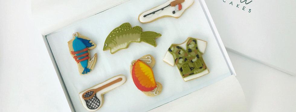 Custom A4 Cookie Box
