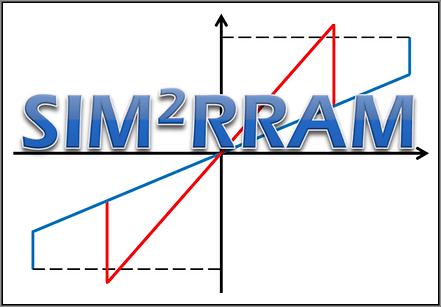 SIM2RRAM logo