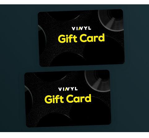 Vivyl-Giftcard