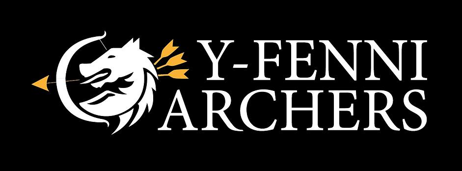 Y-Fenni Archers Logo