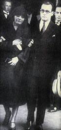 George Ullman & Pola Negri