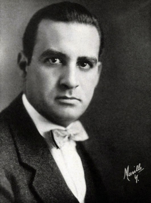 George Ullman @ 1925