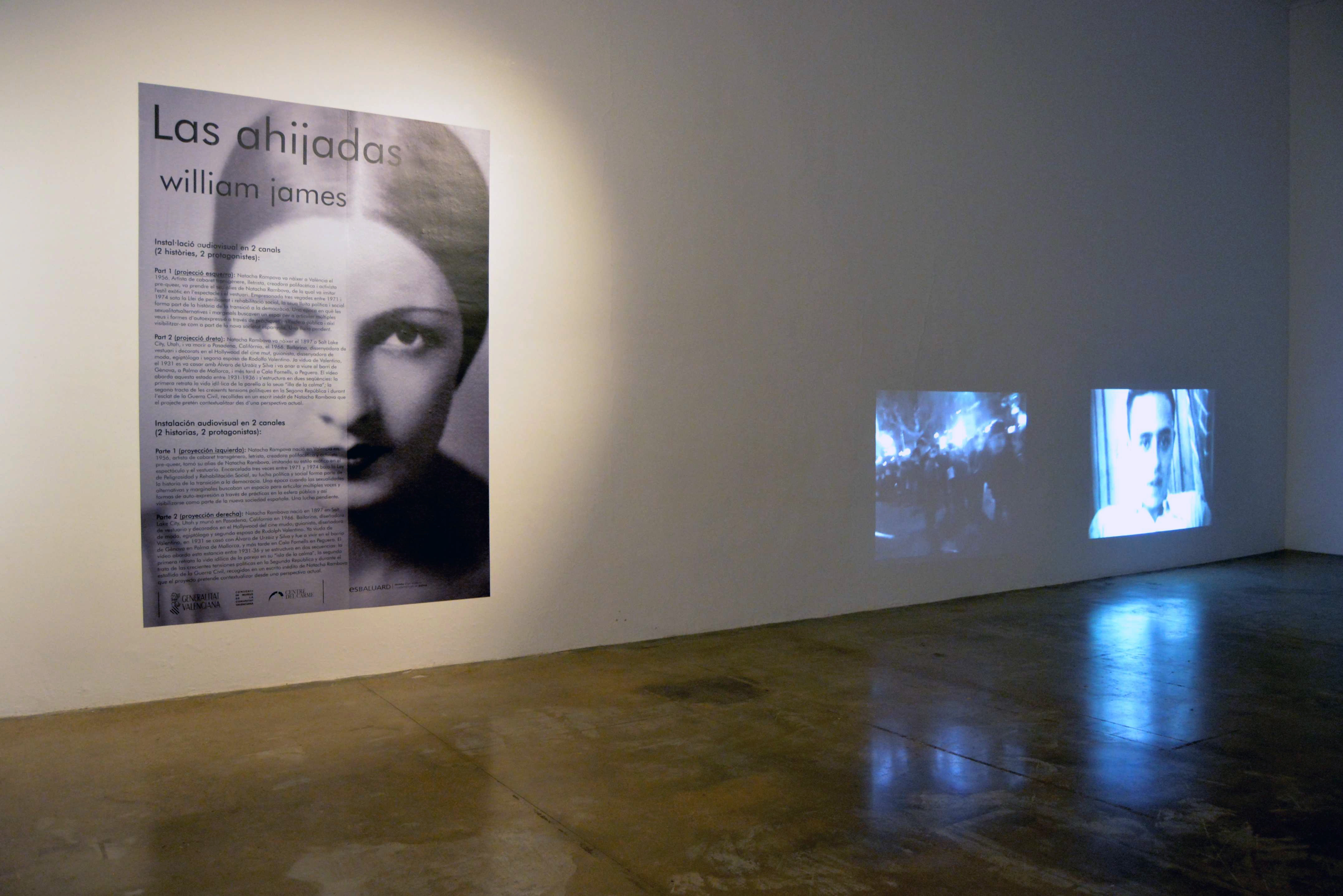 Las Ahijadas Exhibition-Oct.2016