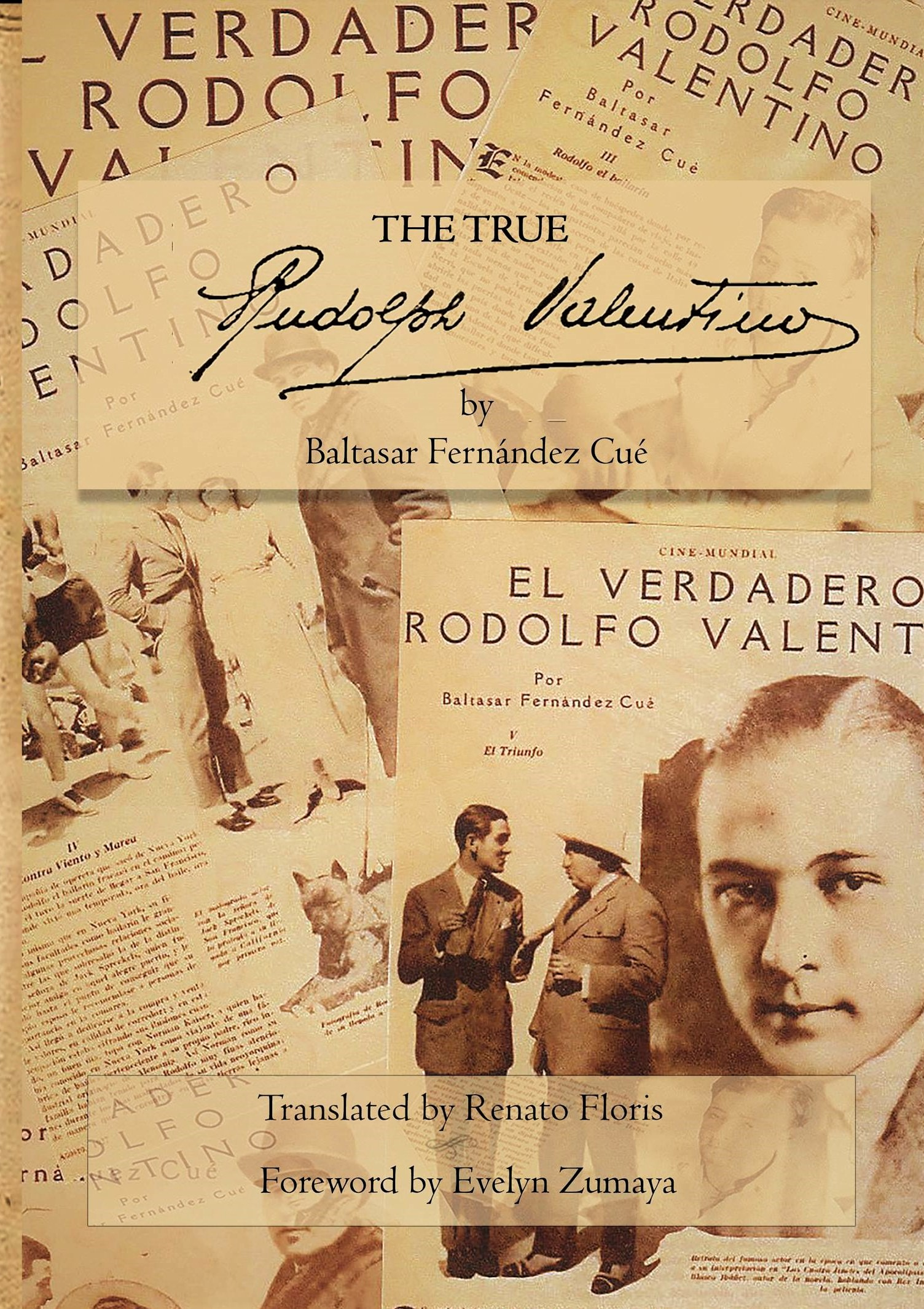 The True Rudolph Valentino