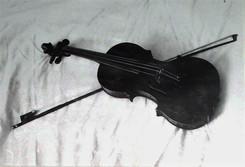 George Ullman's First Violin