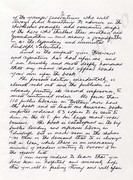 Letter from Norman MacKenzie, page 2