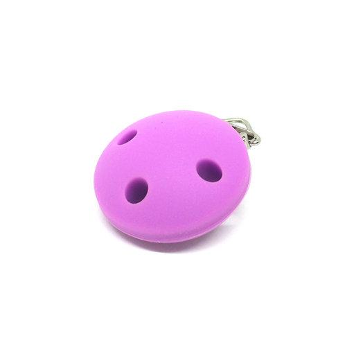 Clip Silicone Violet