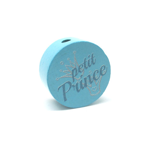 perle petit prince turquoise