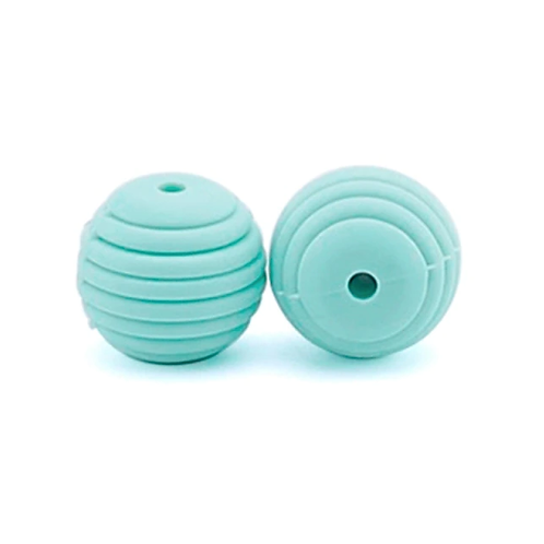 perle silicone mint
