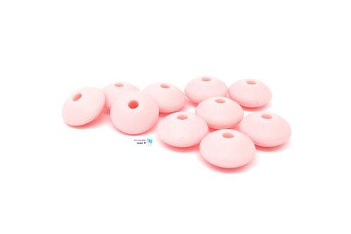 perle silicone bebe rose