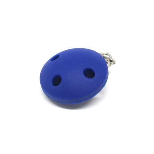 Clip Silicone Bleu Marine