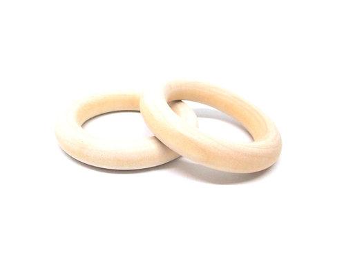 anneau dentition bois