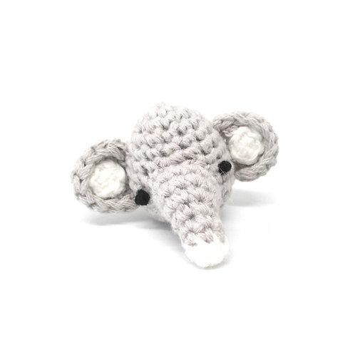 Perle Crochet Eléphant