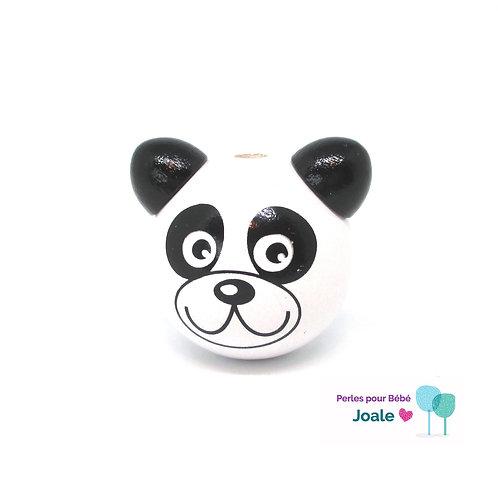 Perle en Bois Panda