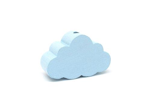 perle bois nuage bleu pastel