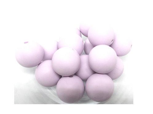 perle silicone bebe mauve