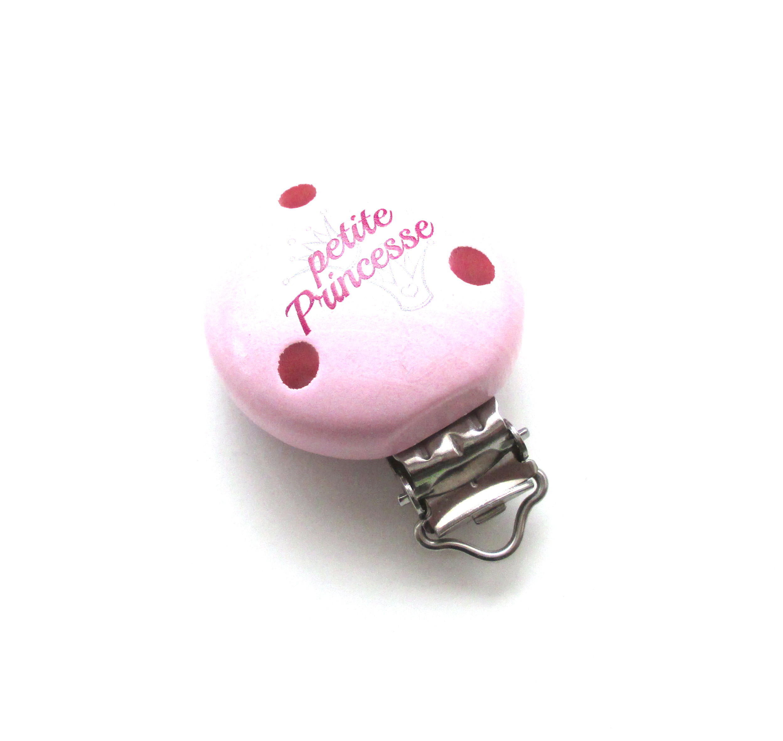 Clip petite princesse